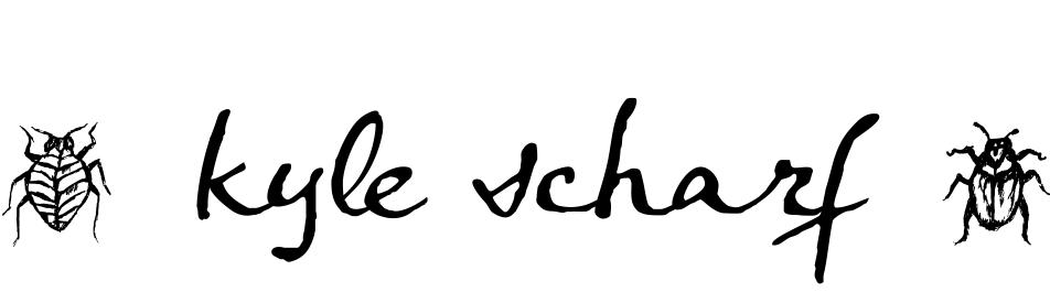Kyle Scharf